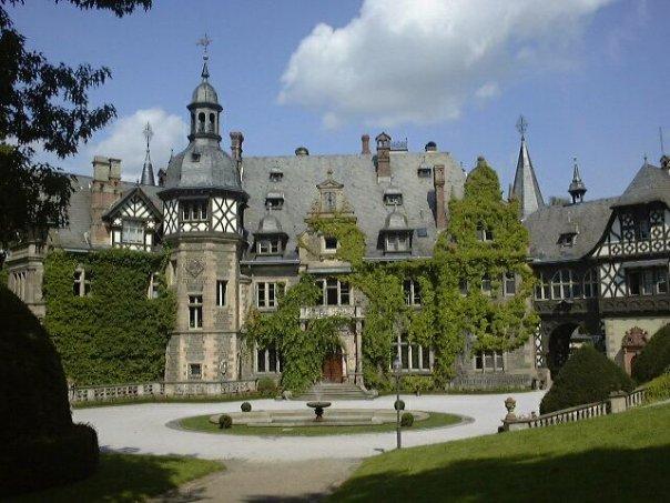Tagungsort Schloss Rauischholzhausen